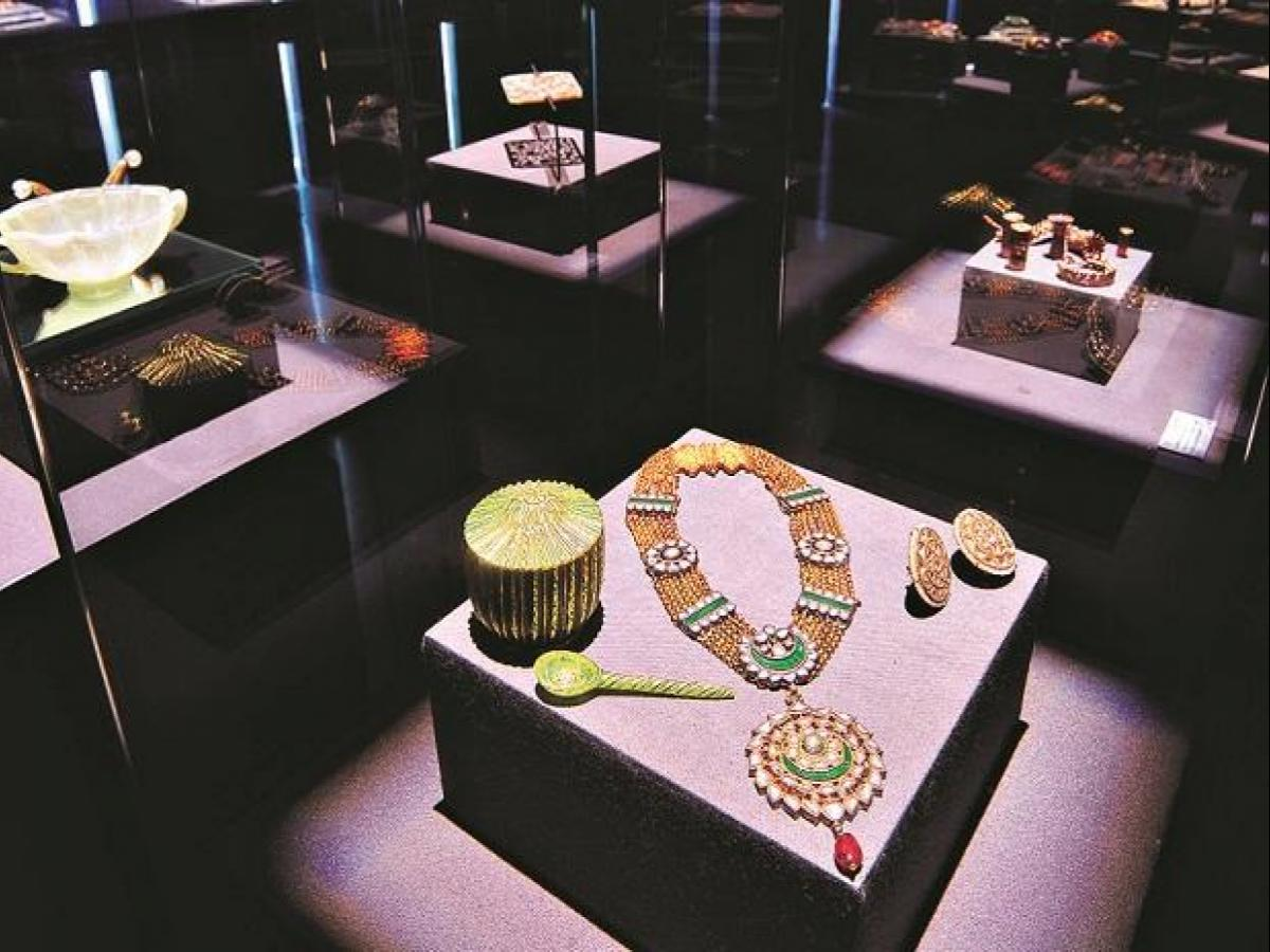 India to get first jewellery park set on 21 acres at Navi