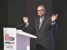 N Chandrasekaran, tata sons