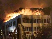 Hotel Arpit palace fire, karolbagh fire