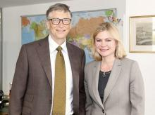 Bill Gates, Melinda