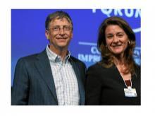 Bill Gates, Melinda Gates, Bill and Melinda Gates Foundation