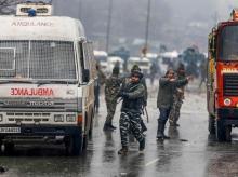 pulwama attack, terror attack
