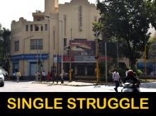 single-screen theatres