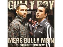 Gully boy poster, ranveer singh