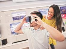 VR, VR device, consumer durables, virtual reality