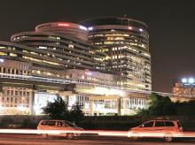 DLF Gurgaon office