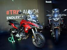 Benelli TRK502 and Benelli TRK502X
