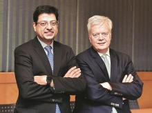 Noshir Kaka, senior partner and global leader, analytics, and Nicolaus Henke, senior partner and global co-leader, digital and analytics at McKinsey & Company