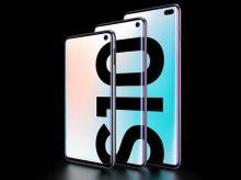 Samsung Galaxy S10-series