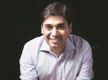 Naveen Tewari, Co-founder and CEO of InMobi