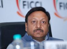 DFS Secretary Rajiv Kumar