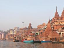Under the project, the Varanasi Development Authority is dismantling existing properties, including all commercial and residential structures, but preserving ancient temples in the 15,000-sqm area from Kashi Vishwanath to the ghats
