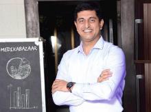 Vivek Tiwari, Founder and CEO, Medikabazaar