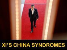 File Photo of Xi Jinping. Photo: Reuters
