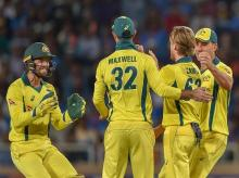 3rd ODI highlights: Kohli's 123 goes in vain as Australia win by 32 runs