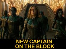 Captain Marvel is a refreshing take on the origin stories, albeit with non-linear storytelling