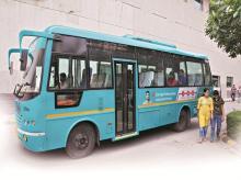 Bus, bus service