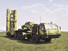 S-400 Triumf air defence unit
