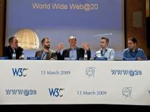 www@20: Celebrations for 20 years of the web
