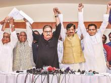 Bihar grand alliance