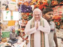 amit shah, BJP, Lok sabha elections
