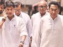Kamal Nath, Congress, Jyotiraditya Scindia