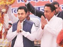 Nakul Nath, the elder son of Madhya Pradesh CM Kamal Nath