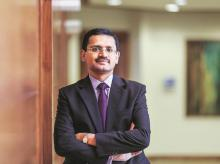 Rajesh Gopinathan, CEO, Tata Consultancy Services, India's most valuable company