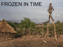2. The Banna are a Nilotic ethnic tribe in the Omo valley that are known for several of their customs, including stilt walking