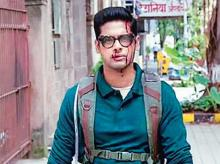 Abhimanyu Dassani is a lugubrious charmer as Surya, the pain-free protagonist