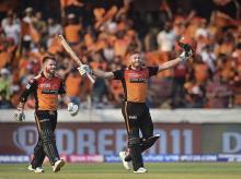 IPL 2019, Jonny Bairstow, David Warner
