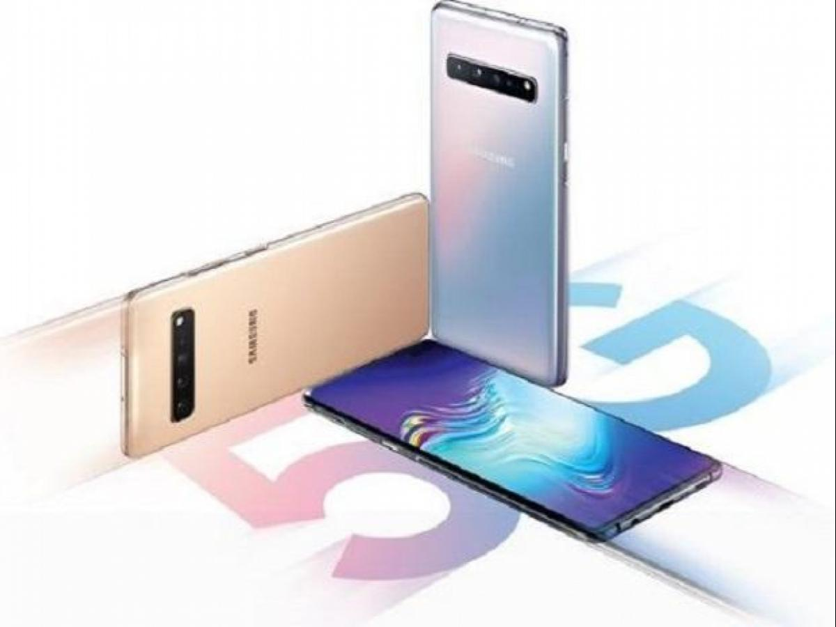 Samsung releases world's first 5G phone 'Galaxy S10 5G' in