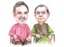 Prannoy Roy, Dorab Sopariwala, NDTV