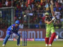 IPL 2019, RCB vs DC