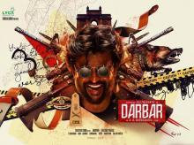 Darbar poster. Photo: Twitter