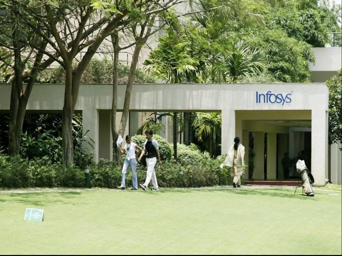 Infosys to roll out 6% annual hike for India staff, 1 5% for