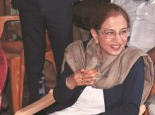 Annu Tandon is one of barely 800 Khatris in Unnao Photo: Twitter