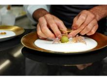 Plating techniques of Master Chef Heston Blumenthal