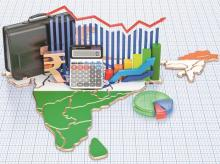 income tax, India, Economy