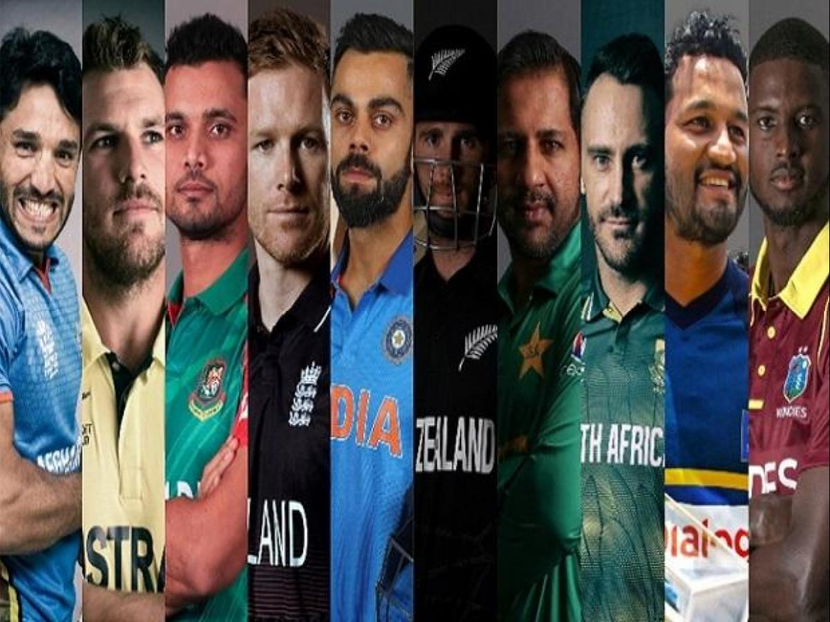 icc world cup 2019 check the 15 player provisional squads of all the teams business standard news