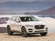 The Jaguar F-Pace
