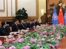 Xi Jinping, Belt and Road Forum