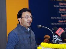 File photo of Jitin Prasada. Photo: Wikipedia