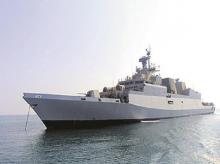 GRSE is simultaneously completing an order for four ASW corvettes (pictured)