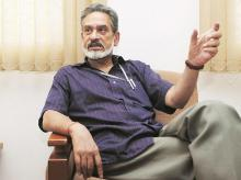 File photo of Pronab Sen