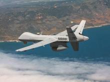 Sea Guardian drone
