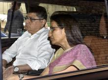 Chanda Kochhar, Deepak Kochhar,
