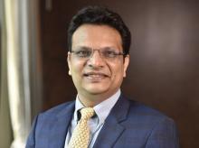 Nitin Jain, president of Edelweiss Financial Services