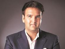 Anand Piramal, founder and a non-executive director at Piramal Enterprises