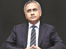 Salil Parekh, Chief Executive Officer, Infosys